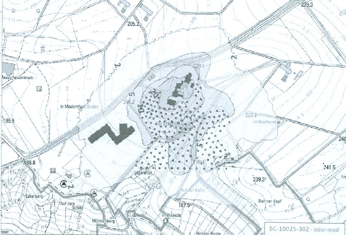 Alternativvorschlag RVDL Hotelprojekt Loreley-Plateau